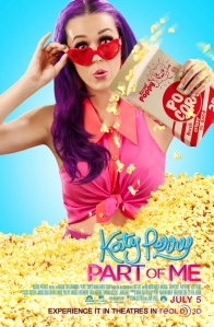 Poster for Katy Perry Part of Me 3D