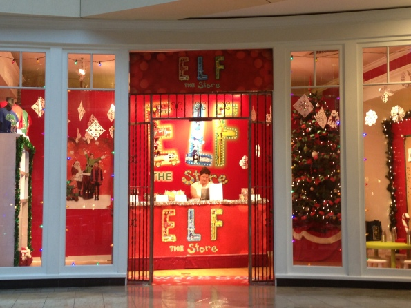 ELF Store at Pacific Place