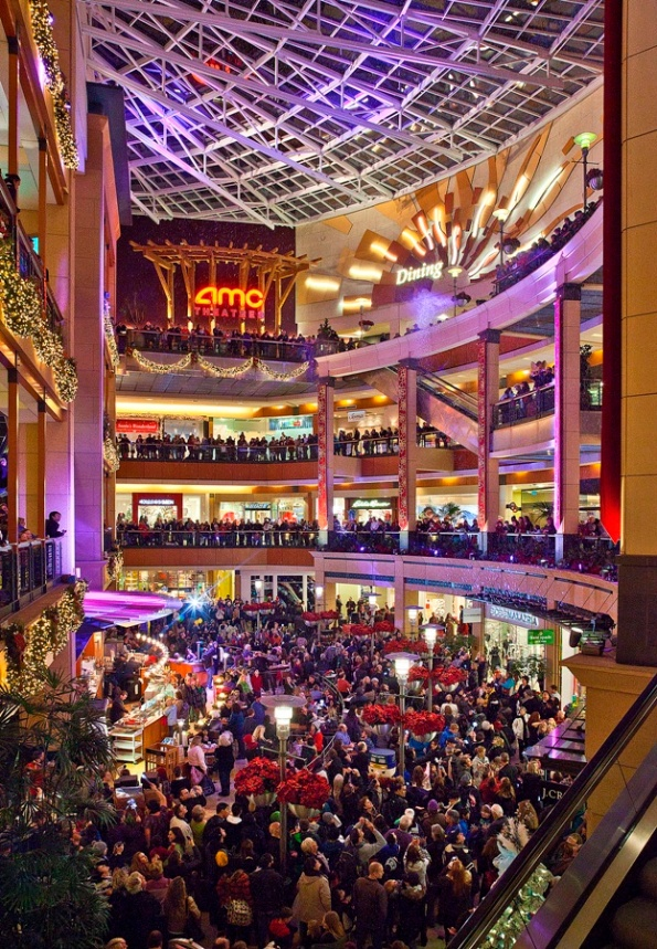 Pacific Place Holidays