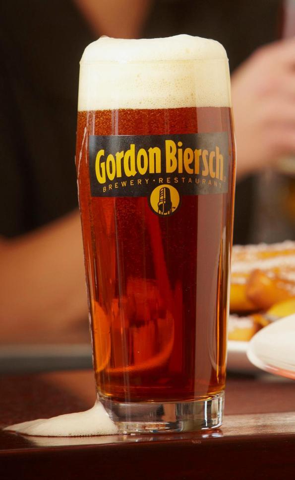 Gordon Biersch Beer