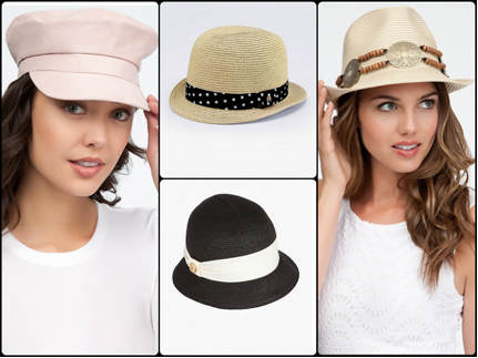 Stylish Spring Hats