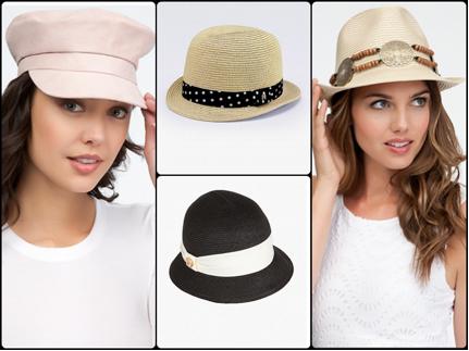 Stylish Spring Hats