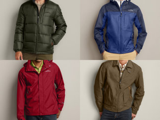 Eddie Bauer For Dad