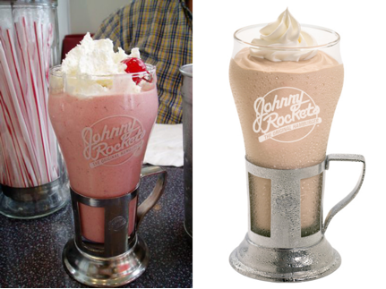 Johnny Rockets at Pacific Place