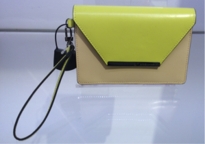 BCBG Statement Clutch
